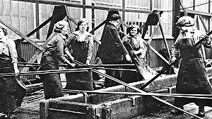 Las mujeres de la Primera Guerra Mundial