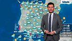 Lluvia, viento y nieve en la mayor parte de la Península, sobre todo en Andalucía