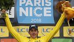 Tras ganar la París-Niza, Marc Soler volverá a hacer de gregario en la Volta