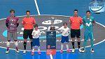 Fútbol Sala - Copa de España. 1ª Semifinal: Palma Futsal - Movistar Inter