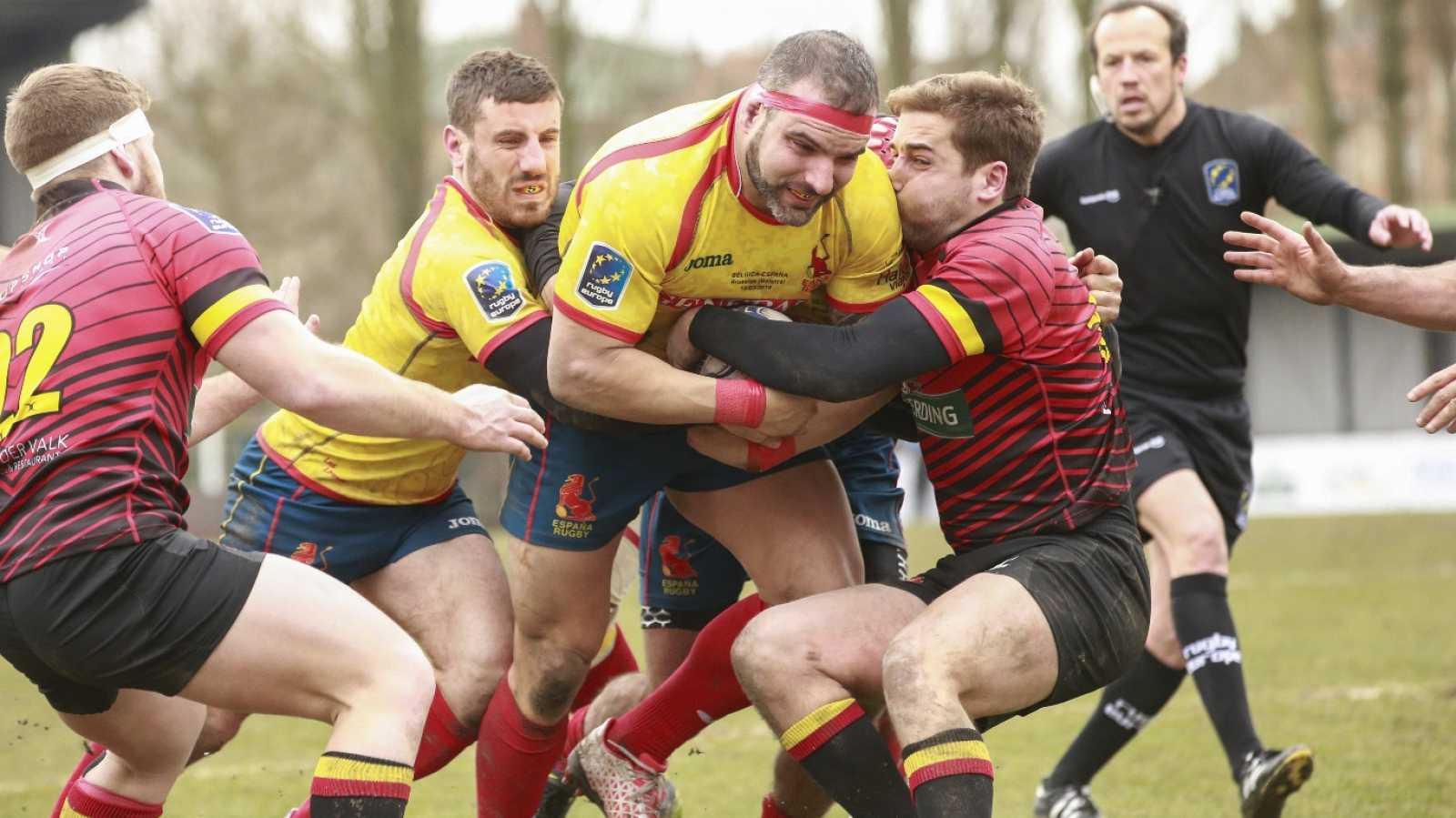 Para Todos Los Públicos Rugby Campeonato De Europa Masculino Bélgica España Desde Bruselas Ver Ahora Reproducir Video