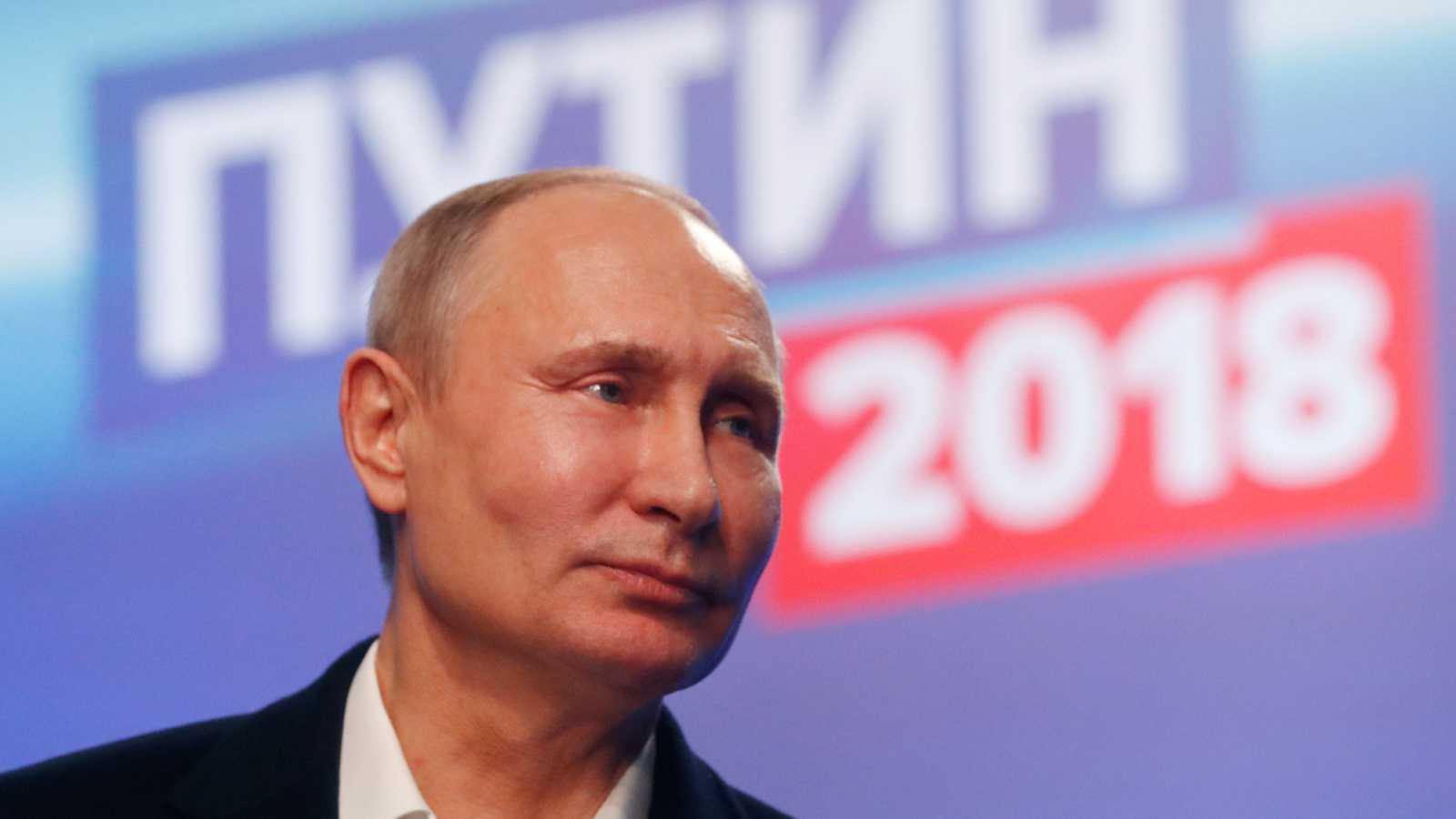 Putin, 18 años en el poder