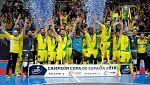Jaén destrona a Inter con una nueva gesta y gana su segunda Copa