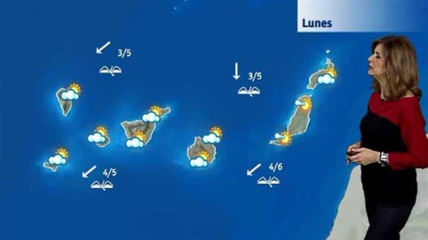 El tiempo en Canarias - 19/03/2018
