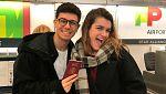 OTVisión - Amaia y Alfred viajan a las Azores para grabar la postal de Eurovisión