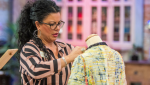 Maestros de la costura - Las mangas le juegan una mala pasada a Luisa