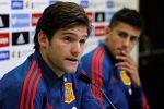 """Marcos Alonso: """"Lo importante es estar con la selección"""""""