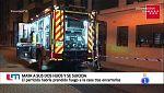 Dos niños muertos en un incendio en Getafe
