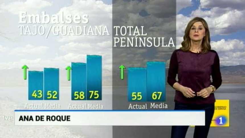 El tiempo en Extremadura - 21/03/18