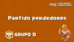 RTVE Clash Royale Championship. Grupo D - Partido perdedores
