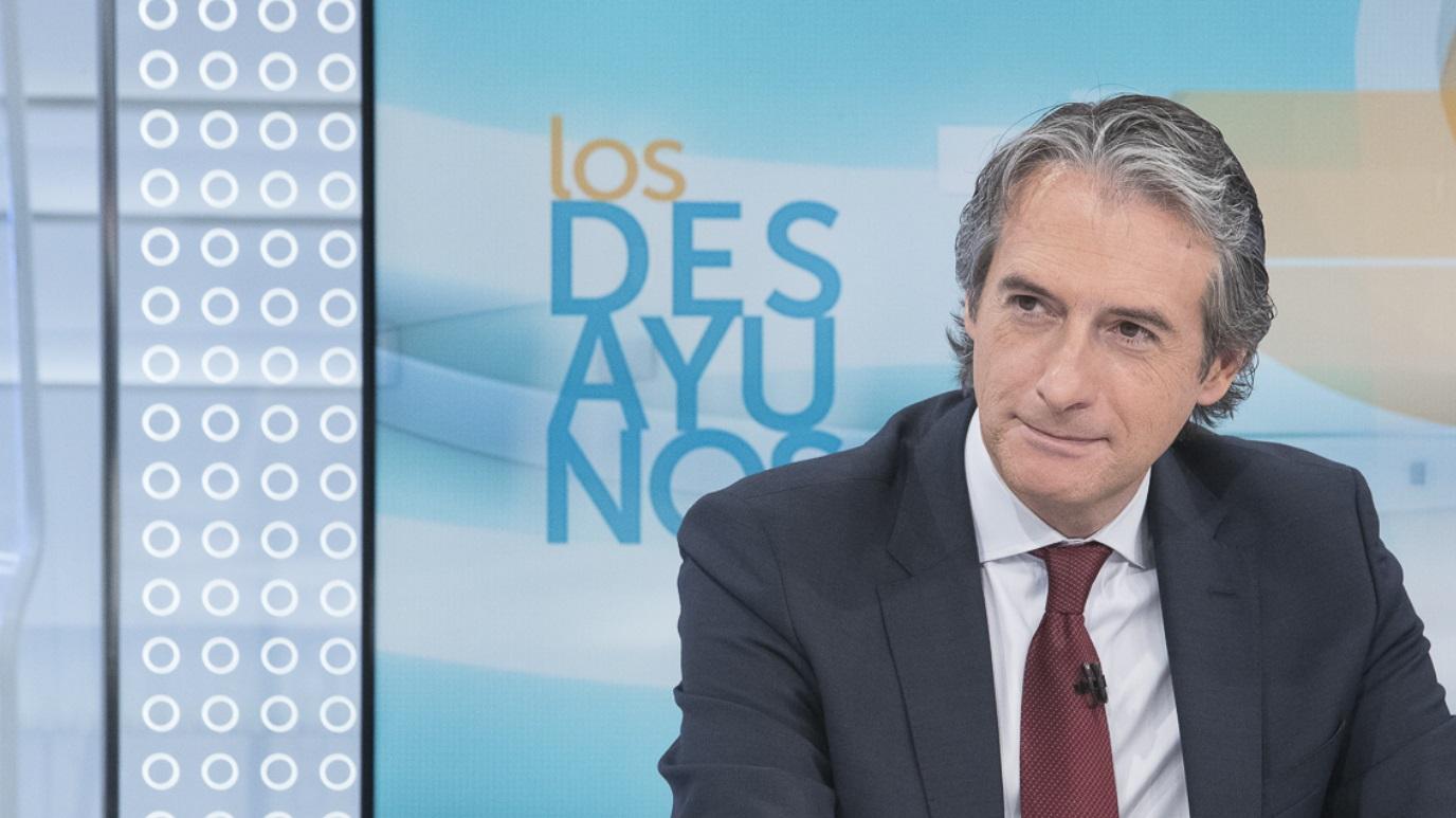 Los desayunos de TVE - Íñigo de la Serna, Ministro de Fomento - RTVE.es