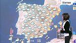 Este viernes, viento fuerte en Galicia, Cantábrico, vertiente atlántica y levante