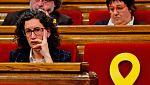 """Marta Rovira huye de España y no se presenta ante el Supremo: """"Emprendo un camino duro, el del exilio"""""""