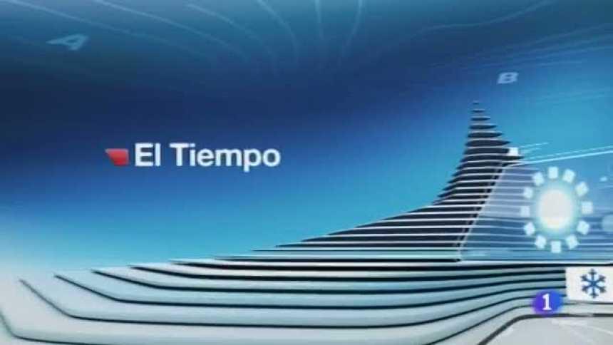 El Tiempo en Castilla-La Mancha - 23/03/18