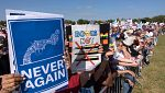 Cientos de miles de personas salen a las calles de EE.UU. para reclamar un mayor control al acceso de armas