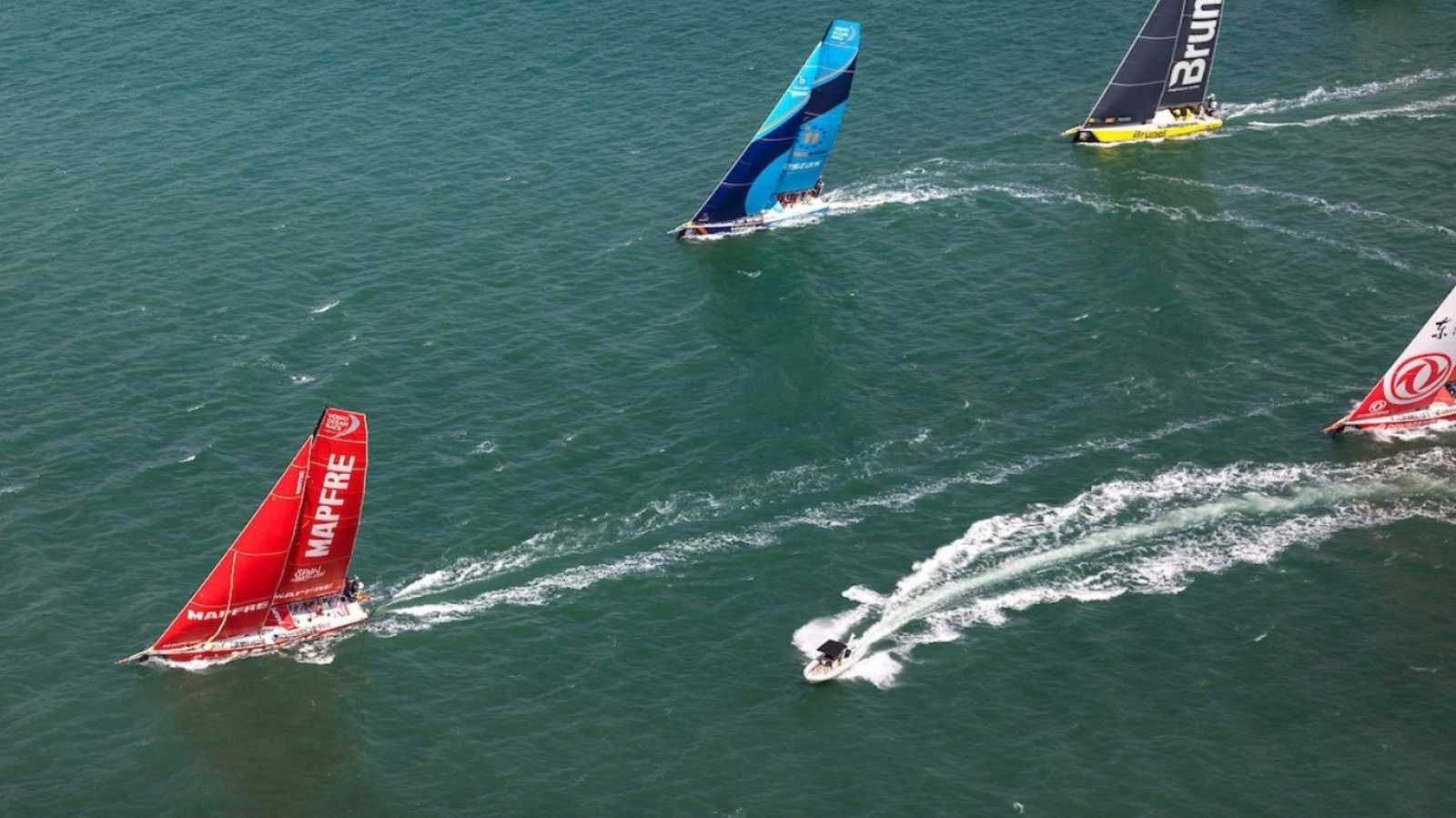 how to join the volvo ocean race