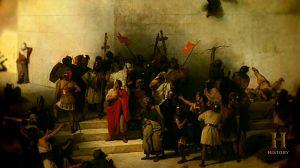 La senda desde Jesucristo hasta Constantino: Del Apocalipsis
