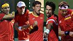 Nadal vuelve al equipo español de Copa Davis para enfrentarse a Alemania