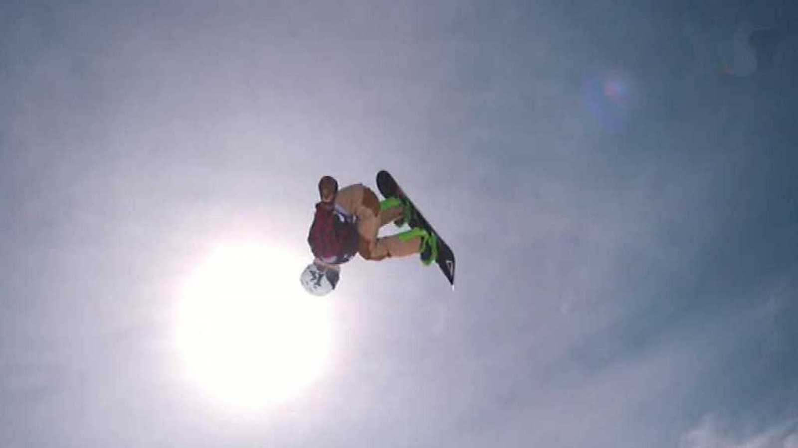 Snowboard - Total Fight Master of Freestyle - ver ahora