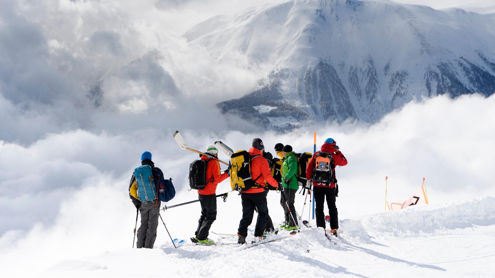 Uno de los tres alpinistas españoles fallecidos por una avalancha en ...