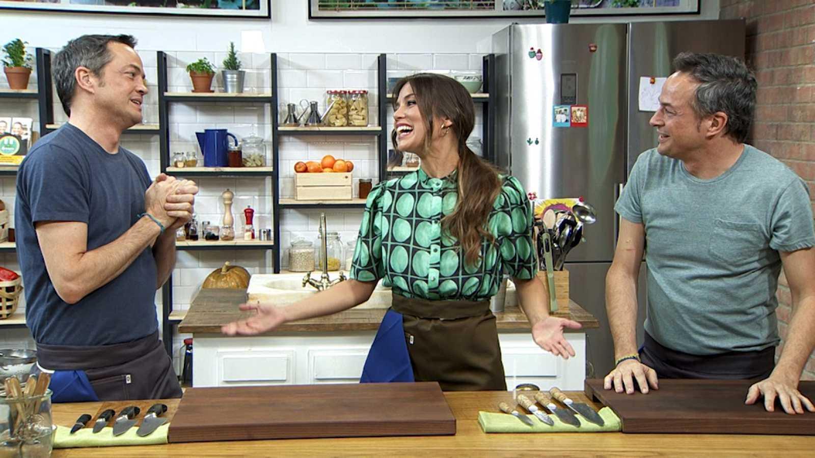 Torres en la cocina - Cigalas con allioli y arroz con buey de mar ...