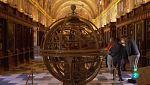 Página Dos - La Biblioteca - Monasterio del Escorial