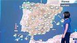 Este viernes llegará un nuevo frente atlántico que dejará lluvias fuertes en el oeste de Galicia