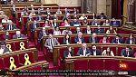 Parlamento - Otros parlamentos - Cataluña: Puigdemont vota - 07/04/2018