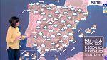 Este martes habrá nevadas en zonas altas y precipitaciones fuertes en área del Estrecho