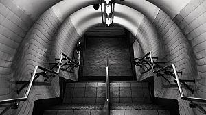 Dentro del Metro: Viajar bajo tierra - Central Line
