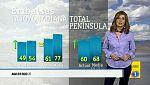 El tiempo en Extremadura - 11/04/18