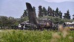 Mueren al menos 257 personas al estrellarse un avión militar en Argelia