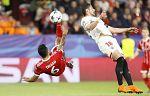 El Sevilla busca la proeza ante el Bayern