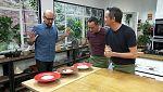 Torres en la cocina - Pizza estilo Chicago y Tarta Sacher