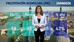 El tiempo en Aragón-12/04/18