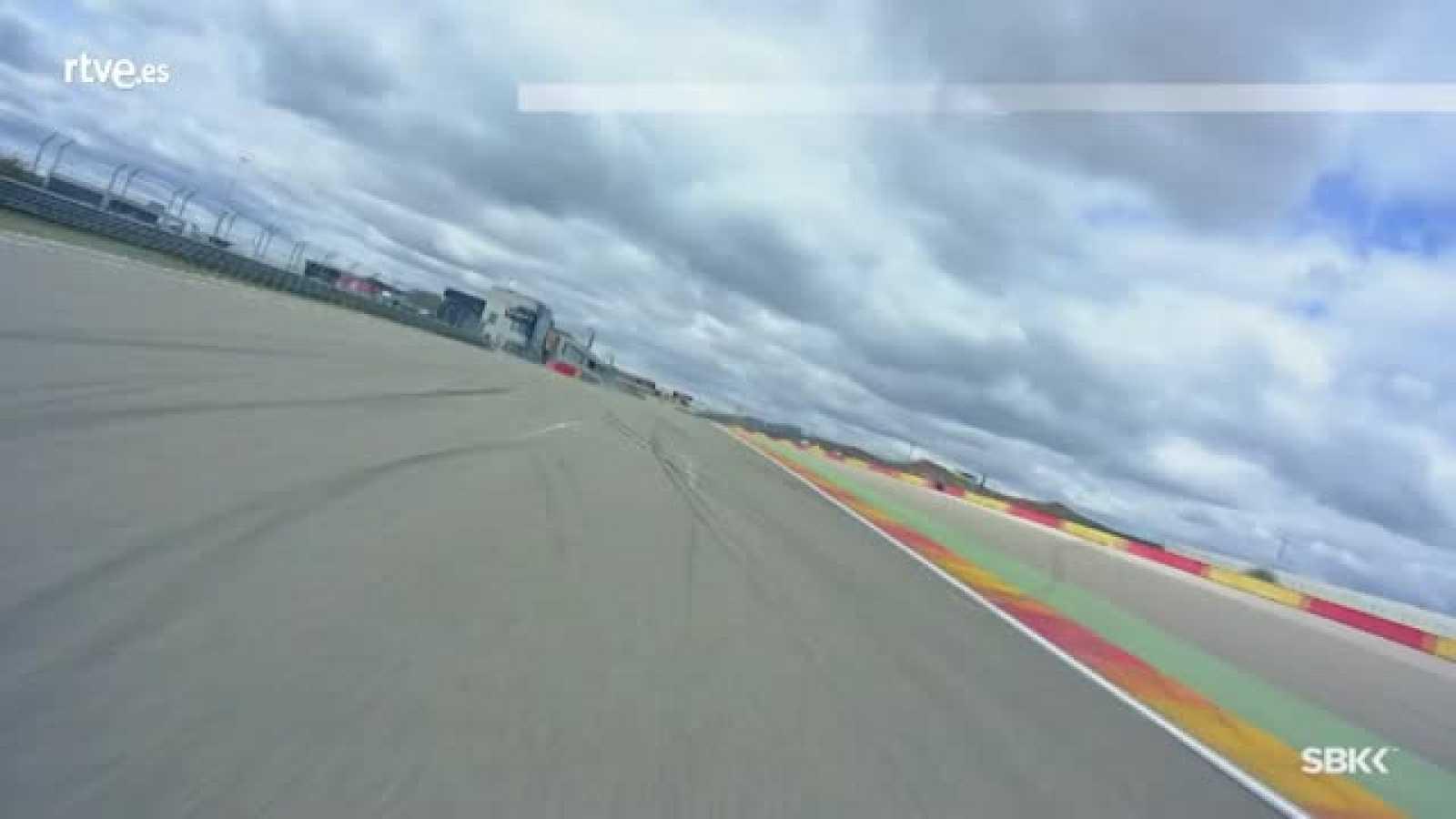 Circuito Alcañiz : Así es el circuito de motorland rtve.es