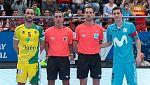 Fútbol Sala - Liga Nacional 28ª jornada: Movistar Inter - Jaén Paraíso Interior