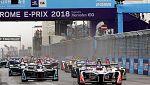 Automovilismo - Campeonato FIA Fórmula E. Prueba Roma
