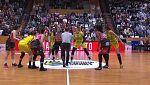 Baloncesto - Liga Femenina DIA, Semifinales, 1º partido Grupo B: Spar Citylift Girona - Mann Filter