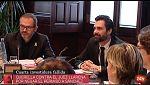 Parlamento - Otros parlamentos - Querella del Parlament contra el juez Llarena - 14/04/2018