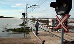 Alerta en las poblaciones de la Ribera Baja ante la llegada de la crecida del Ebro