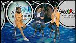 OTVisión - Tony Aguilar y Julia Varela dicen sus favoritos para Eurovisión 2018