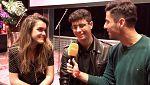 """OTVisión - Amaia: """"La puesta en escena va a ser muy sencilla y muy íntima"""""""