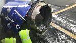 Confirman un muerto en el aterrizaje de emergencia de un avión en Estados Unidos
