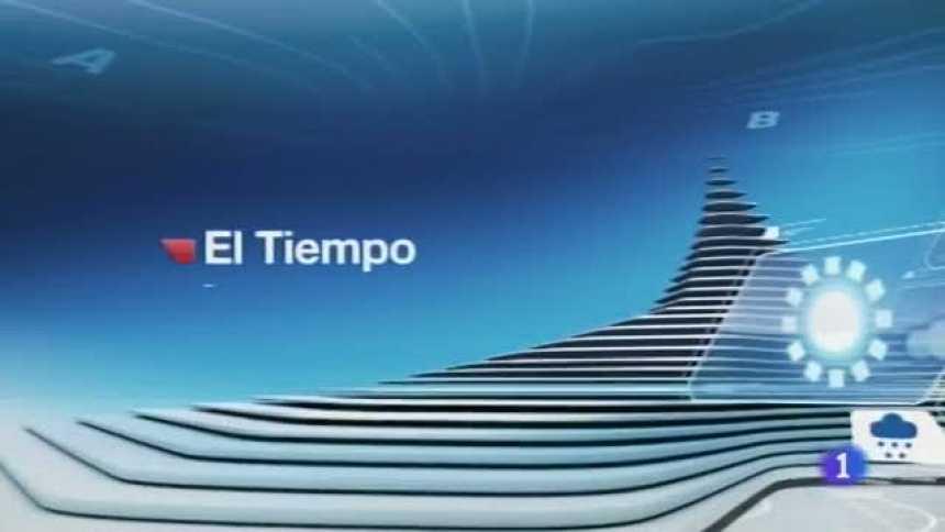 El Tiempo en Castilla-La Mancha - 19/04/18