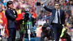Montella y Valverde, dos pizarras en busca de su primera Copa