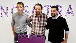 Iglesias respalda a Errejón tras la crisis por el documento de Bescansa y presenta una lista de unidad para Madrid