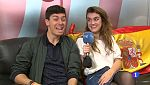 Telediario - Todo listo para la Pre-party de Eurovisión en España