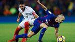 El Barça busca su trigésima Copa del Rey y el Sevilla, la sexta
