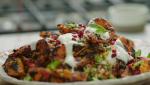 Documentales culturales - La súper comida de Jamie: Judías reventadas con huevos, langostinos fritos